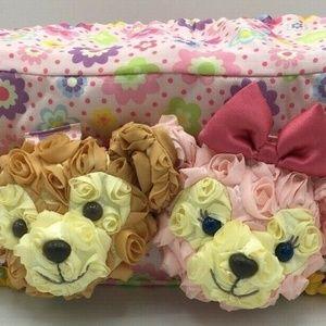 Sherry Mae and Duffy Bear Hidden Mickey  Box Cover
